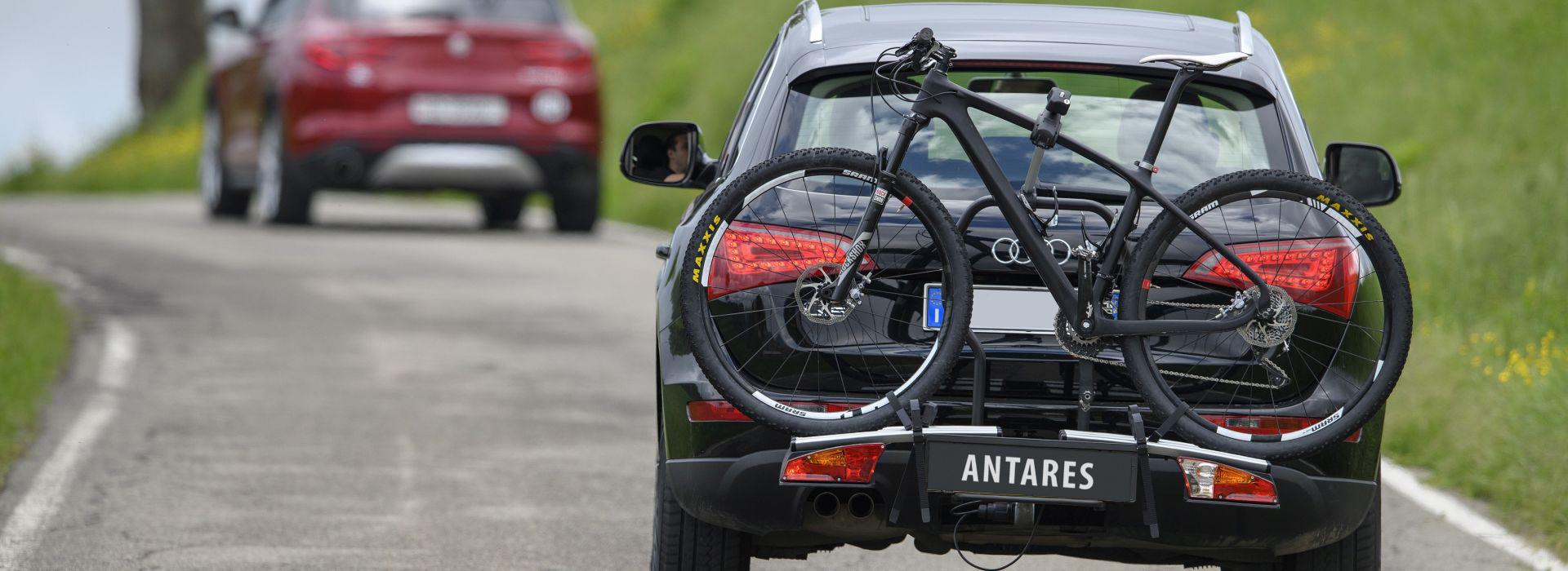 Towbar Mounted Bike Carriers